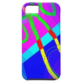 Huddle Muddle 19 iPhone 5 Case