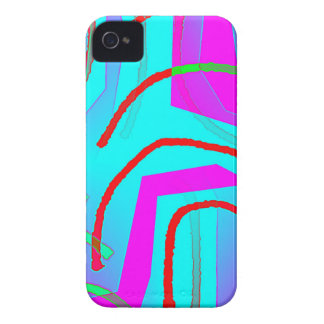 Huddle Muddle 24 Case-Mate iPhone 4 Cases