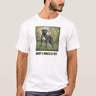 Hudson - Adopt A Homeless Pet! T-Shirt