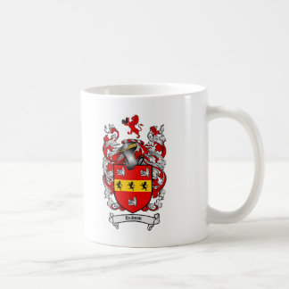 HUDSON FAMILY CREST -  HUDSON COAT OF ARMS COFFEE MUG