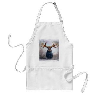 Hudson the Moose Standard Apron