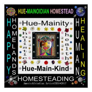 HUE-MAINOIDIAN HOMESTEAD-1a Poster