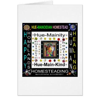 HUE-MAINOIDIAN HOMESTEAD CARD