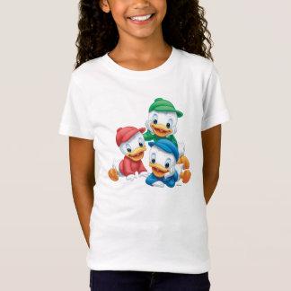 Huey, Dewey, and Louie | Pyramid T-Shirt