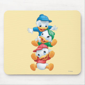 Huey, Dewey, and Louie | Stacked Mouse Pad