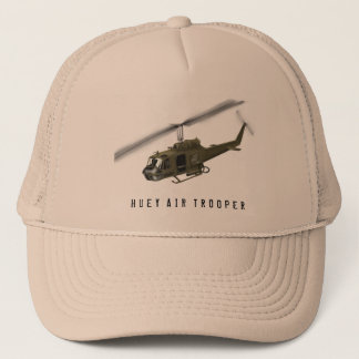 Huey helicopter hat
