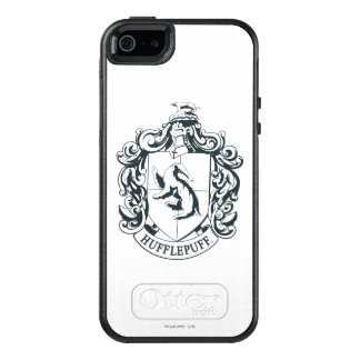 Hufflepuff Crest 2 OtterBox iPhone 5/5s/SE Case