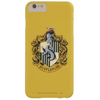 Hufflepuff Crest 3 Barely There iPhone 6 Plus Case