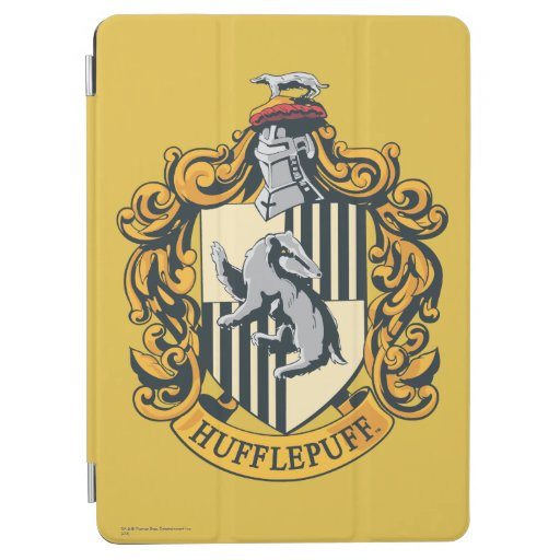 Hufflepuff Crest 3 iPad Air Cover