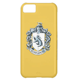 Hufflepuff Crest Blue iPhone 5C Case