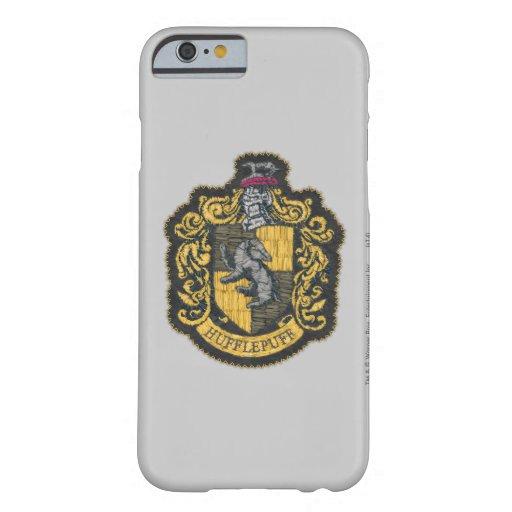 Hufflepuff Crest iPhone 6 Case
