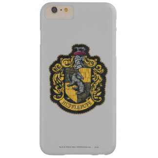 Hufflepuff Crest Barely There iPhone 6 Plus Case