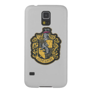 Hufflepuff Crest Galaxy S5 Cover