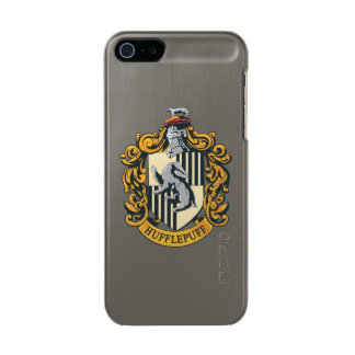 Hufflepuff Crest Incipio Feather® Shine iPhone 5 Case