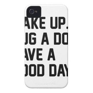 Hug a Dog Case-Mate iPhone 4 Case