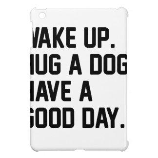 Hug a Dog iPad Mini Cover