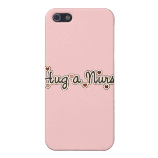 Hug a Nurse T-shirts and Gifts iPhone 5 Cover