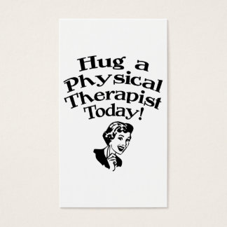 Hug A Physical Therapist