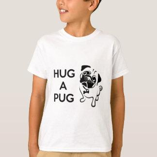"""""""Hug a Pug"""" T-Shirt"""