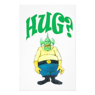 HUG? CUSTOM STATIONERY