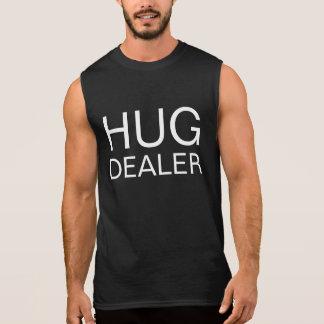 Hug Dealer Sleeveless Shirt