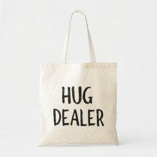 Hug Dealer Tote Bag