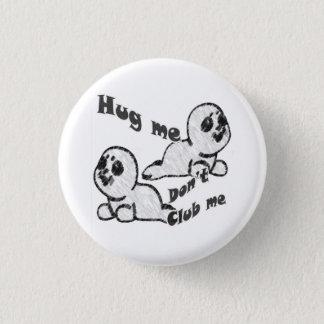 Hug, Don't Club Button