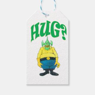 HUG? GIFT TAGS