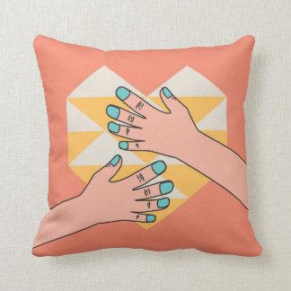 Hug & Heart Cushion