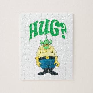 HUG? JIGSAW PUZZLE