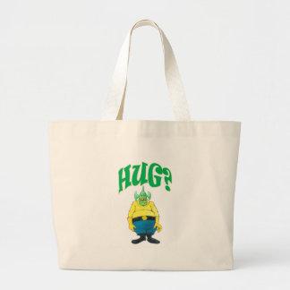 HUG? LARGE TOTE BAG