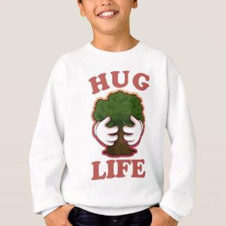Hug Life Tree Hugger Sweatshirt