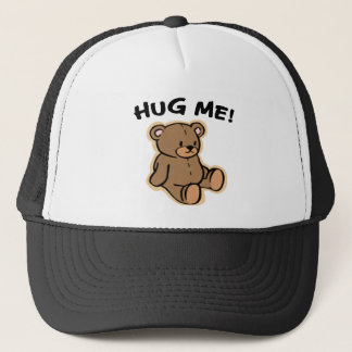 Hug Me Bear Trucker Hat