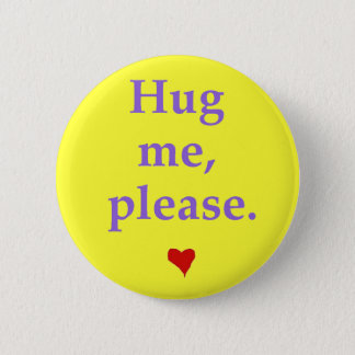 """Hug me"" button"