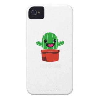 Hug Me - Cactus iPhone 4 Case-Mate Case