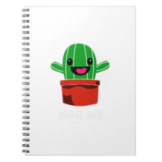 Hug Me - Cactus Notebooks