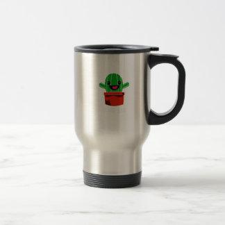 Hug Me - Cactus Travel Mug