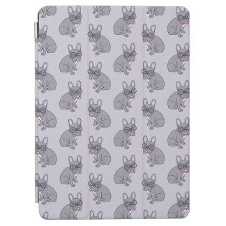 Hug me, cute Lilac Frenchie needs a hug iPad Air Cover