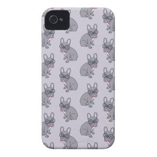 Hug me, cute Lilac Frenchie needs a hug iPhone 4 Cover