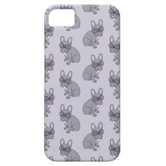 Hug me, cute Lilac Frenchie needs a hug iPhone 5 Cases