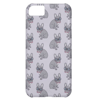 Hug me, cute Lilac Frenchie needs a hug iPhone 5C Case