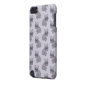 Hug me, cute Lilac Frenchie needs a hug iPod Touch 5G Covers