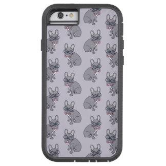 Hug me, cute Lilac Frenchie needs a hug Tough Xtreme iPhone 6 Case