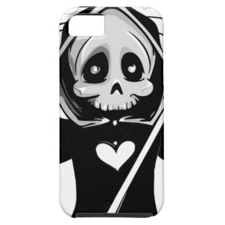 Hug Me Grim Reaper iPhone 5 Cover