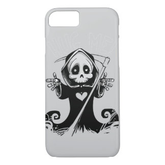 Hug Me Grim Reaper iPhone 7 Case