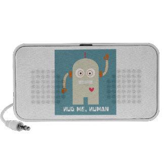 Hug Me Human Travel Speakers