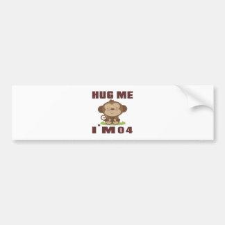 Hug me i'm 04 bumper sticker