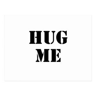 Hug Me Postcard