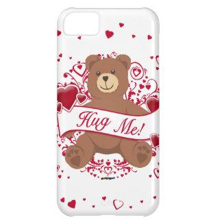 Hug Me! Valentine's Day Teddy Bear iPhone 5C Cases