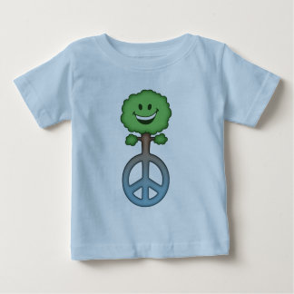 hug-tree-peace-T Baby T-Shirt